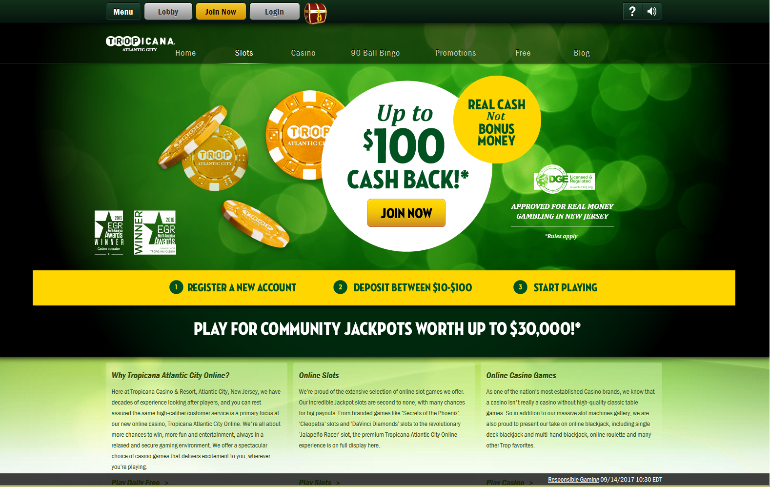 best online casino bonus reviews