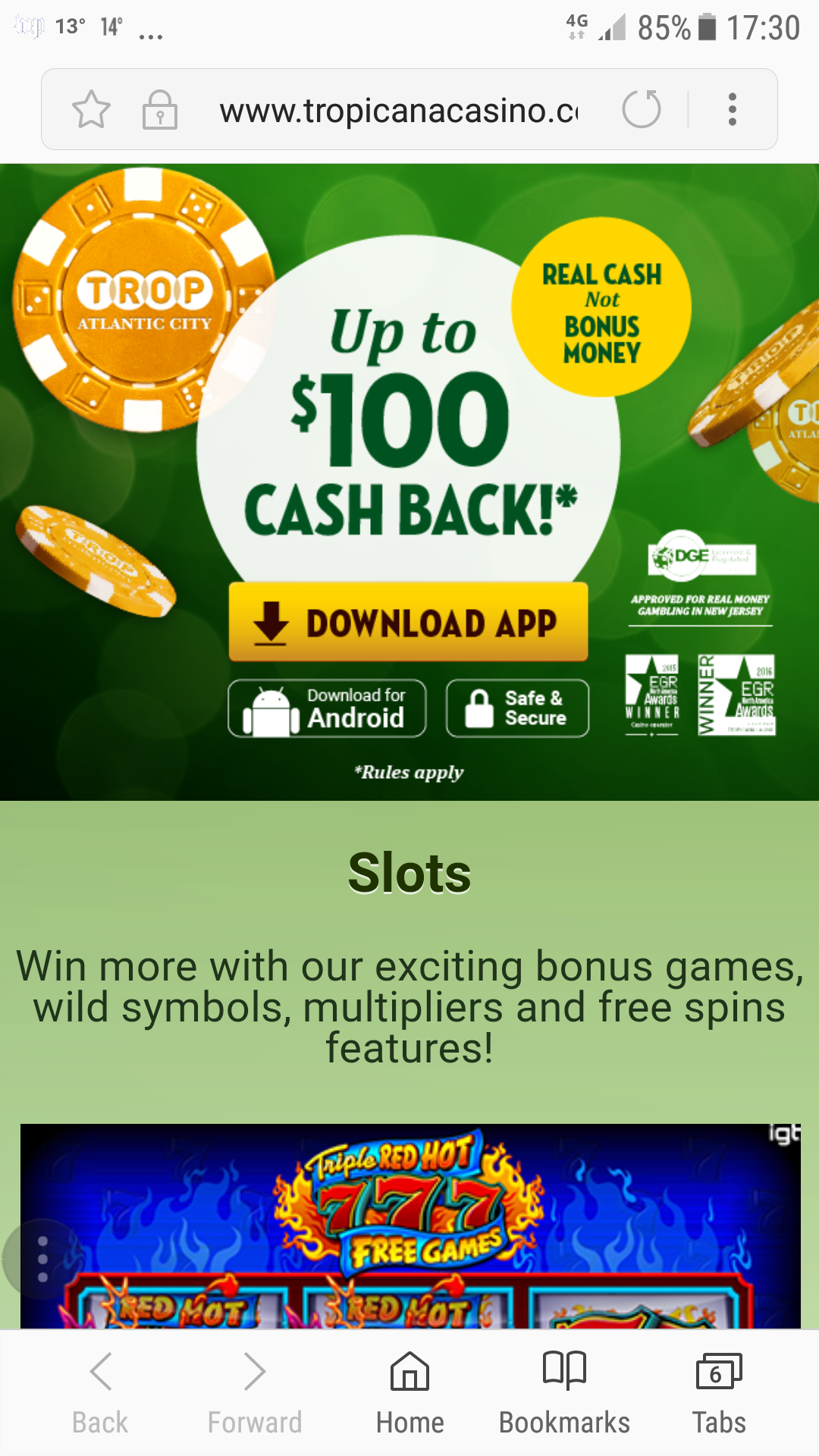 tropicana-casino-mobile